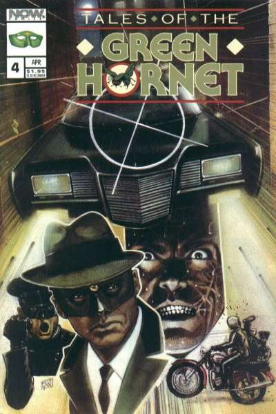 Tales of the Green Hornet #4 comic books - cover scans photos Tales of the Green Hornet #4 comic books - covers, picture gallery
