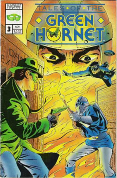 Tales of the Green Hornet #3 comic books for sale