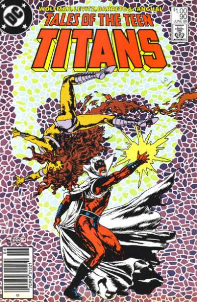 Tales of the Teen Titans #90 Comic Books - Covers, Scans, Photos  in Tales of the Teen Titans Comic Books - Covers, Scans, Gallery