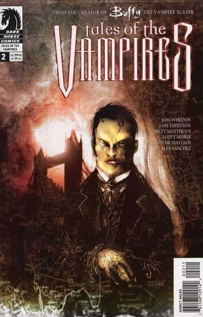 Tales of the Vampires #2 comic books for sale