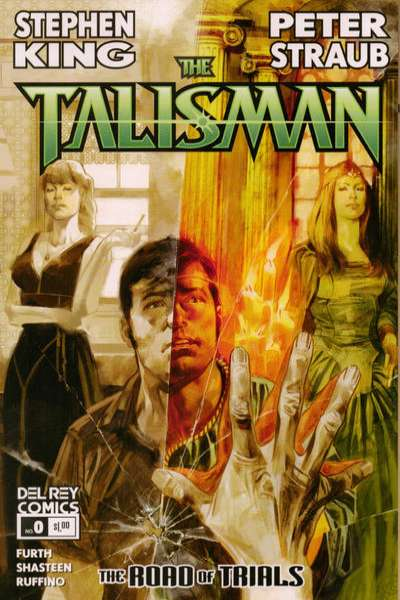 Talisman: The Road of Trials #0 comic books - cover scans photos Talisman: The Road of Trials #0 comic books - covers, picture gallery
