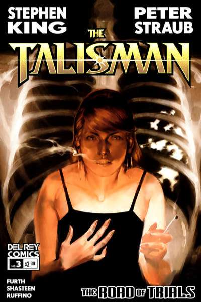 Talisman: The Road of Trials #3 comic books for sale
