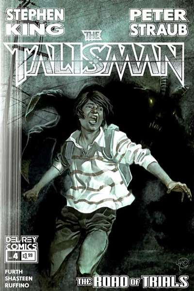 Talisman: The Road of Trials #4 comic books for sale