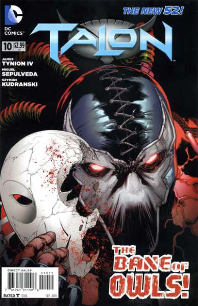 Talon #10 Comic Books - Covers, Scans, Photos  in Talon Comic Books - Covers, Scans, Gallery