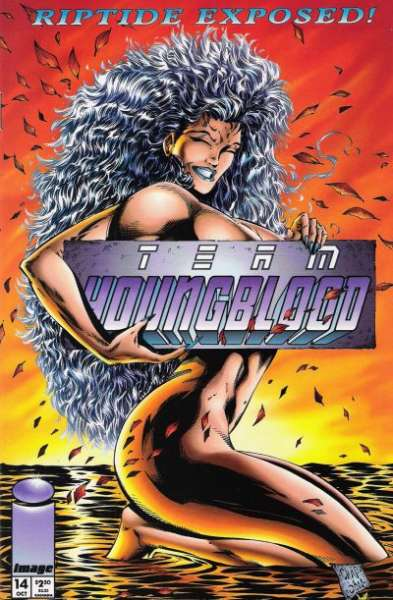 Team Youngblood #14 comic books for sale