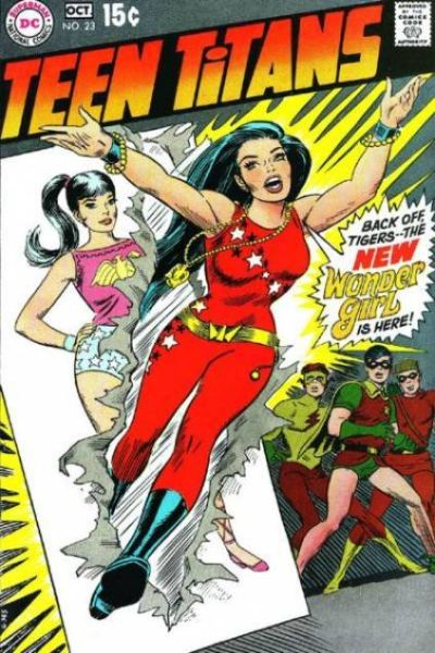Teen Titans #23 Comic Books - Covers, Scans, Photos  in Teen Titans Comic Books - Covers, Scans, Gallery
