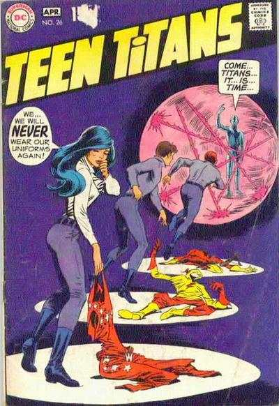 Teen Titans #26 Comic Books - Covers, Scans, Photos  in Teen Titans Comic Books - Covers, Scans, Gallery
