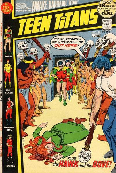 Teen Titans #39 Comic Books - Covers, Scans, Photos  in Teen Titans Comic Books - Covers, Scans, Gallery