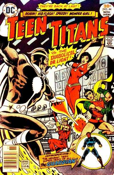 Teen Titans #44 Comic Books - Covers, Scans, Photos  in Teen Titans Comic Books - Covers, Scans, Gallery