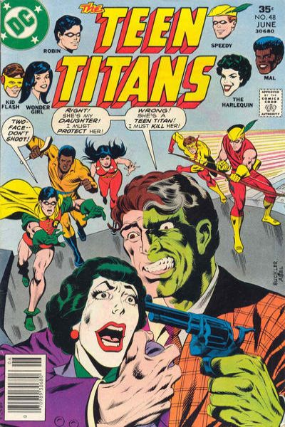 Teen Titans #48 Comic Books - Covers, Scans, Photos  in Teen Titans Comic Books - Covers, Scans, Gallery
