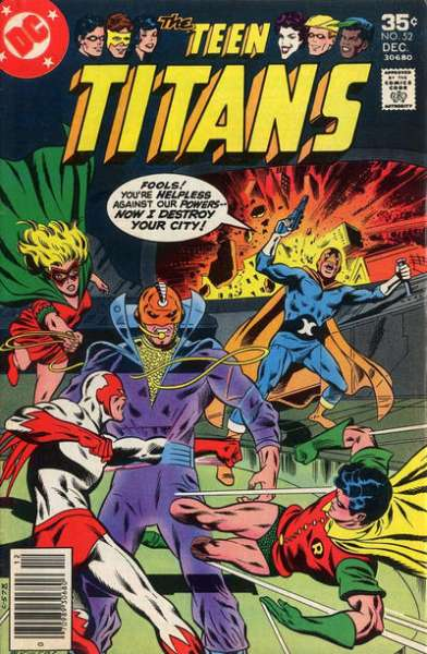 Teen Titans #52 Comic Books - Covers, Scans, Photos  in Teen Titans Comic Books - Covers, Scans, Gallery