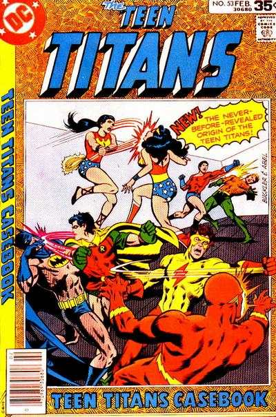 Teen Titans #53 Comic Books - Covers, Scans, Photos  in Teen Titans Comic Books - Covers, Scans, Gallery