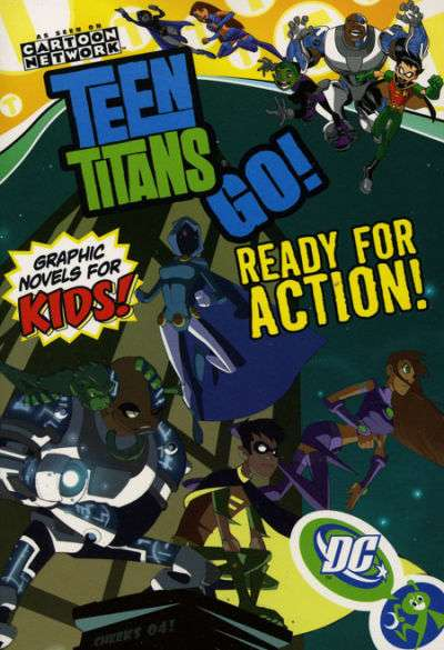 Teen Titans Go! #4 comic books for sale