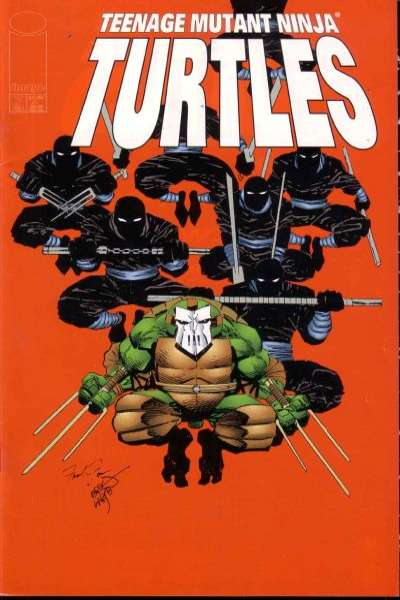 Teenage Mutant Ninja Turtles #7 Comic Books - Covers, Scans, Photos  in Teenage Mutant Ninja Turtles Comic Books - Covers, Scans, Gallery