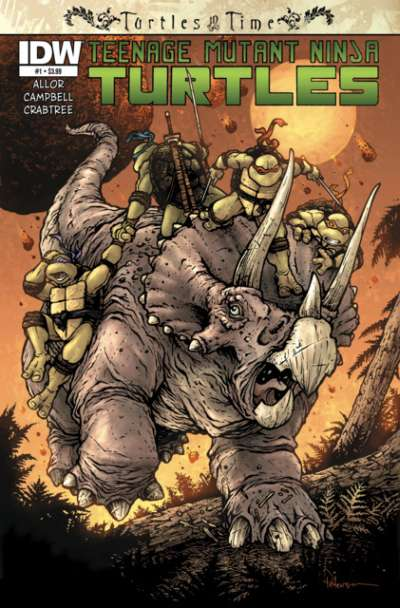 Teenage Mutant Ninja Turtles: Turtles in Time Comic Books. Teenage Mutant Ninja Turtles: Turtles in Time Comics.