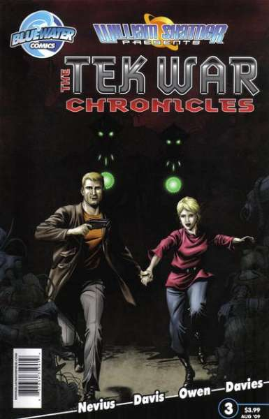 Tek War Chronicles #3 Comic Books - Covers, Scans, Photos  in Tek War Chronicles Comic Books - Covers, Scans, Gallery