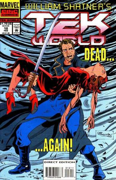 Tekworld #18 Comic Books - Covers, Scans, Photos  in Tekworld Comic Books - Covers, Scans, Gallery