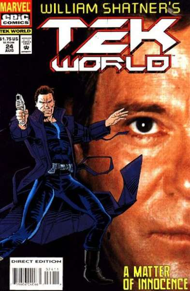 Tekworld #24 Comic Books - Covers, Scans, Photos  in Tekworld Comic Books - Covers, Scans, Gallery