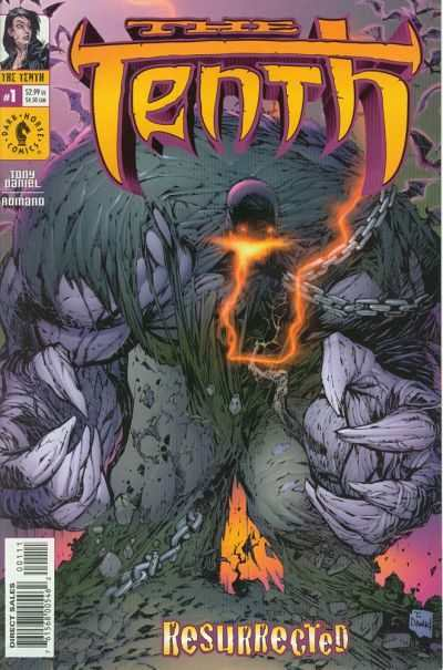 Tenth: Resurrected #1 Comic Books - Covers, Scans, Photos  in Tenth: Resurrected Comic Books - Covers, Scans, Gallery