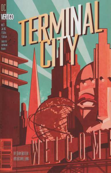 Terminal City # comic book complete sets Terminal City # comic books