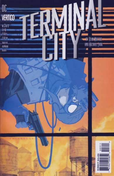 Terminal City #3 comic books for sale