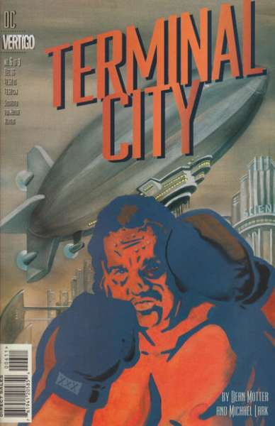 Terminal City #6 comic books for sale