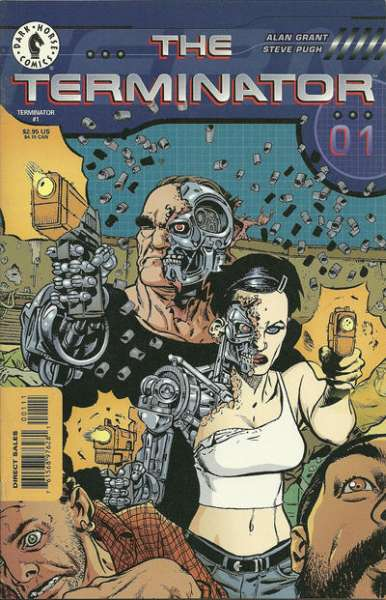Terminator comic books