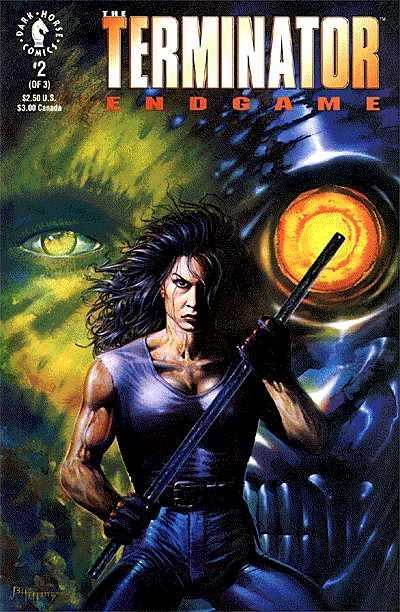 Terminator: Endgame #2 comic books - cover scans photos Terminator: Endgame #2 comic books - covers, picture gallery