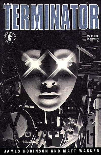 Terminator: One Shot #1 comic books - cover scans photos Terminator: One Shot #1 comic books - covers, picture gallery