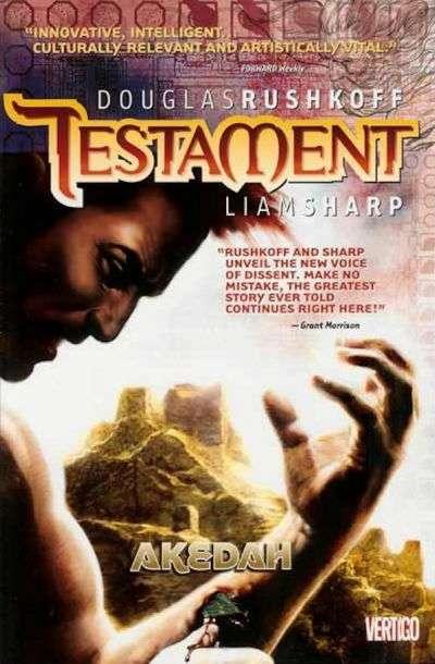 Testament #1 comic books for sale