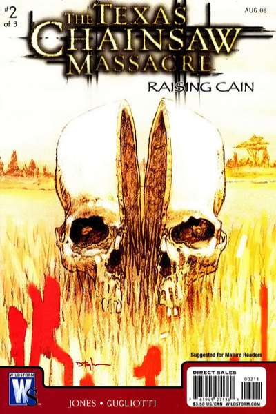 Texas Chainsaw Massacre: Raising Cain #2 comic books for sale