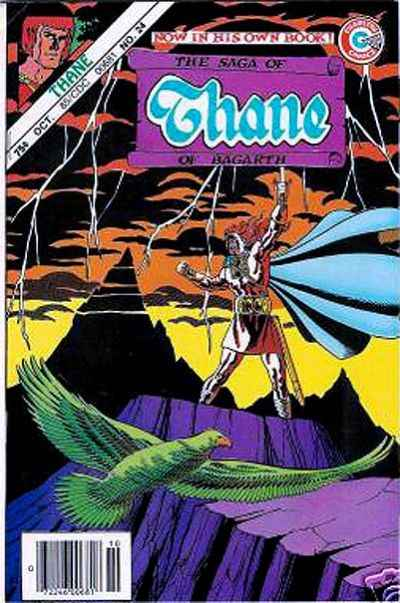 Thane of Bagarth #24 comic books - cover scans photos Thane of Bagarth #24 comic books - covers, picture gallery