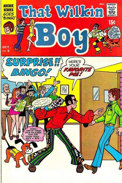That Wilkin Boy #5 Comic Books - Covers, Scans, Photos  in That Wilkin Boy Comic Books - Covers, Scans, Gallery