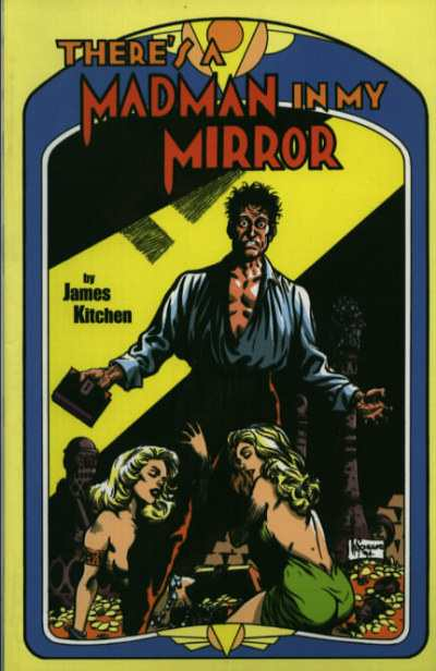 There's a Madman in My Mirror comic books