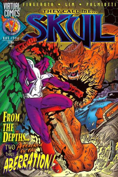 They Call Me ... Skull #2 Comic Books - Covers, Scans, Photos  in They Call Me ... Skull Comic Books - Covers, Scans, Gallery