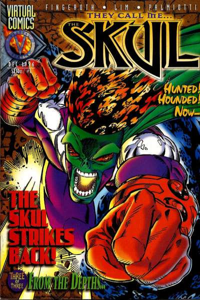 They Call Me ... Skull #3 Comic Books - Covers, Scans, Photos  in They Call Me ... Skull Comic Books - Covers, Scans, Gallery