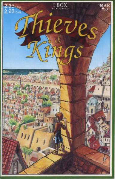 Thieves & Kings #10 Comic Books - Covers, Scans, Photos  in Thieves & Kings Comic Books - Covers, Scans, Gallery