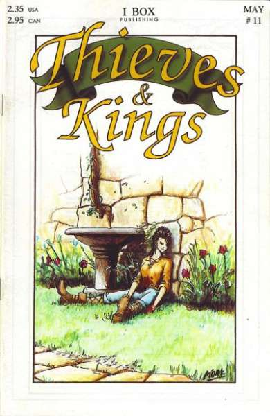Thieves & Kings #11 comic books for sale