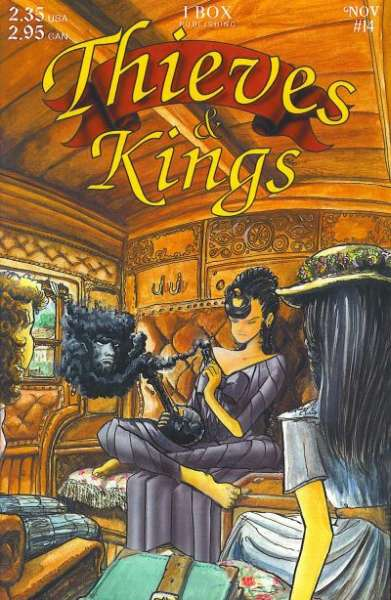 Thieves & Kings #14 Comic Books - Covers, Scans, Photos  in Thieves & Kings Comic Books - Covers, Scans, Gallery