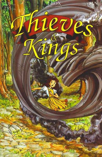 Thieves & Kings #15 comic books for sale