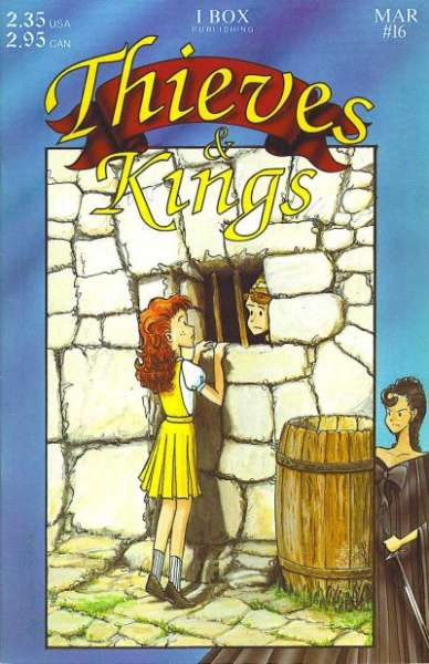 Thieves & Kings #16 comic books for sale