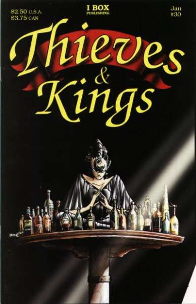 Thieves & Kings #30 Comic Books - Covers, Scans, Photos  in Thieves & Kings Comic Books - Covers, Scans, Gallery