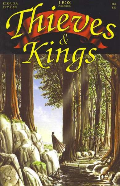 Thieves & Kings #33 comic books for sale
