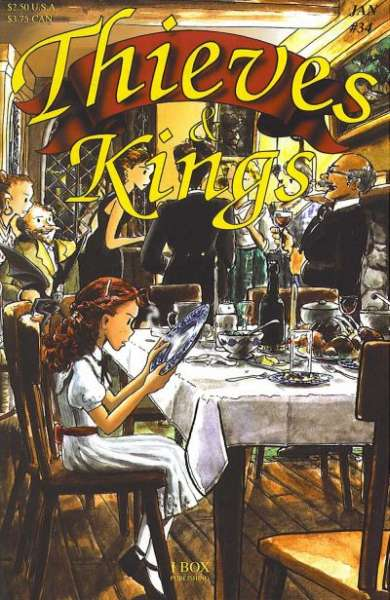 Thieves & Kings #34 comic books for sale