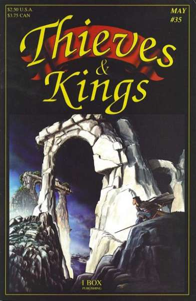 Thieves & Kings #35 Comic Books - Covers, Scans, Photos  in Thieves & Kings Comic Books - Covers, Scans, Gallery