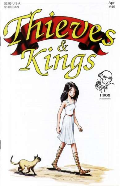 Thieves & Kings #46 Comic Books - Covers, Scans, Photos  in Thieves & Kings Comic Books - Covers, Scans, Gallery