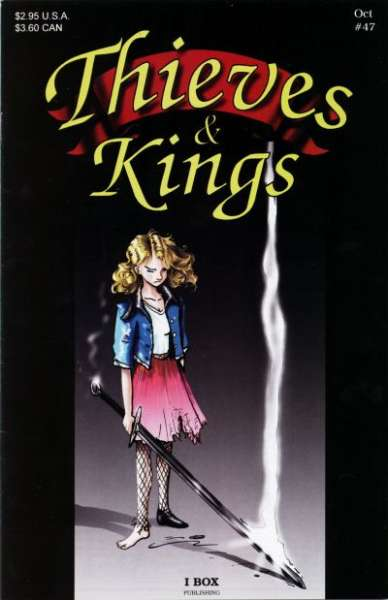 Thieves & Kings #47 Comic Books - Covers, Scans, Photos  in Thieves & Kings Comic Books - Covers, Scans, Gallery