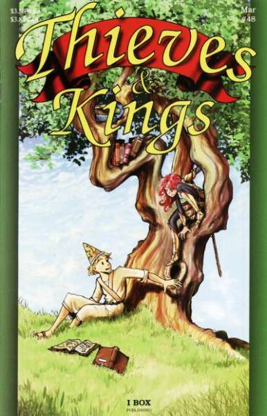 Thieves & Kings #48 comic books for sale