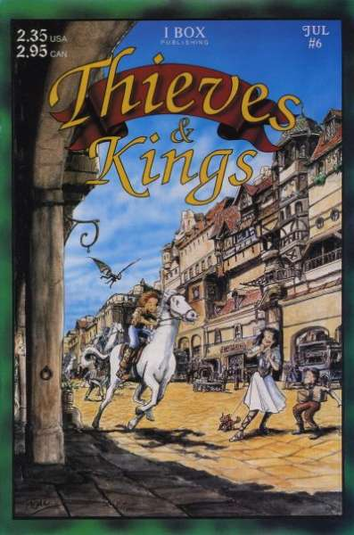 Thieves & Kings #6 Comic Books - Covers, Scans, Photos  in Thieves & Kings Comic Books - Covers, Scans, Gallery