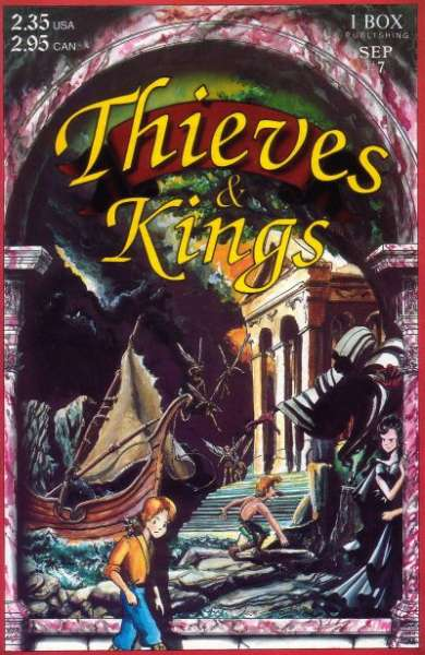 Thieves & Kings #7 comic books for sale